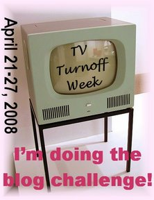 National Turn Off TV Week Is Coming