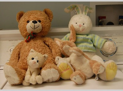 How To Wash The Teddy Bear Without Bringing Your Child To Tears