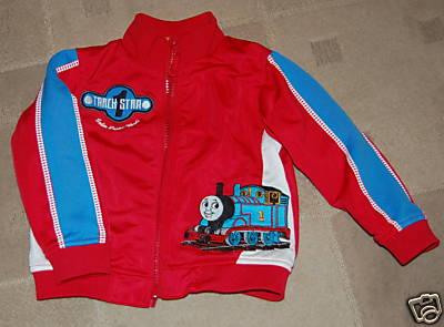 Thomas the Tank Engine jacket