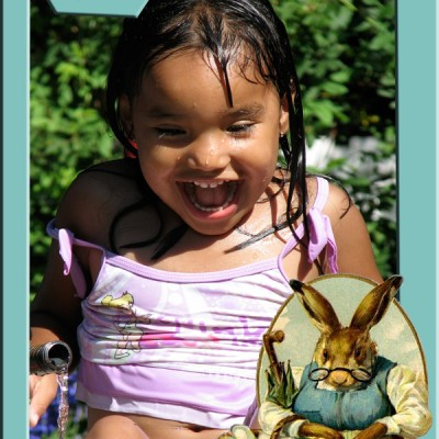 Easter Photo Frame — Free Download