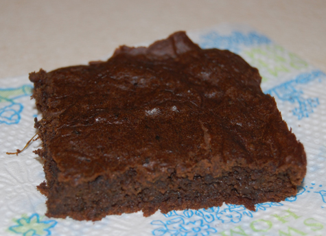deceptively delicious brownies