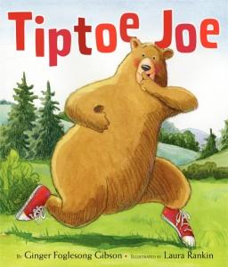 Tiptoe Joe children's book