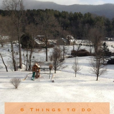 School's Out: 6 Tips to Help on Snow Days