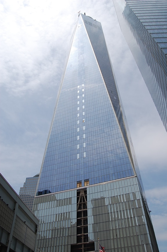 911 freedom tower
