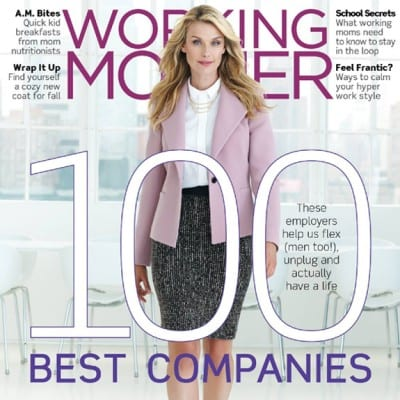 100 Best Companies for Working Parents Named
