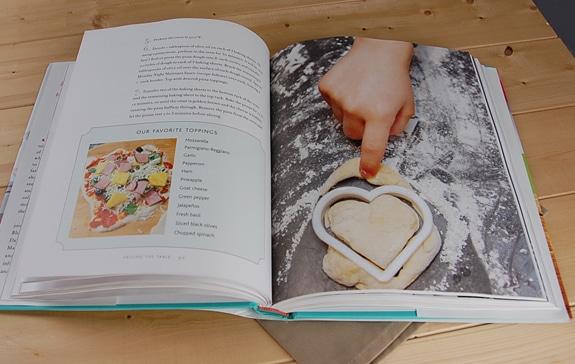 Martina McBride pizza recipe