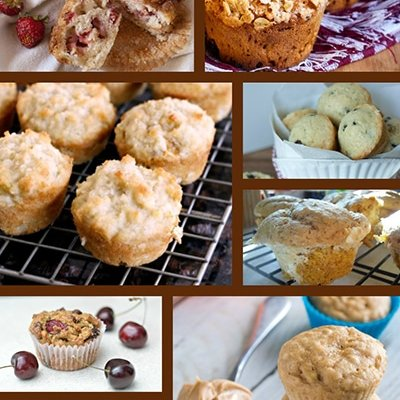 15 Marvelous Muffin Recipes