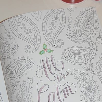 Adult Coloring Books: Crazy Idea or Genious Way to Unwind?