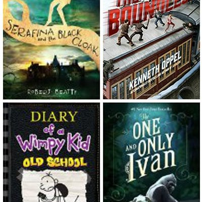 6 Great Books for Kids Ages 8-12 Years Old