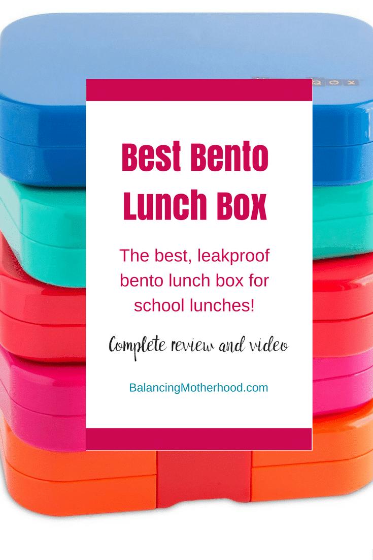 Best Bento Lunch Box