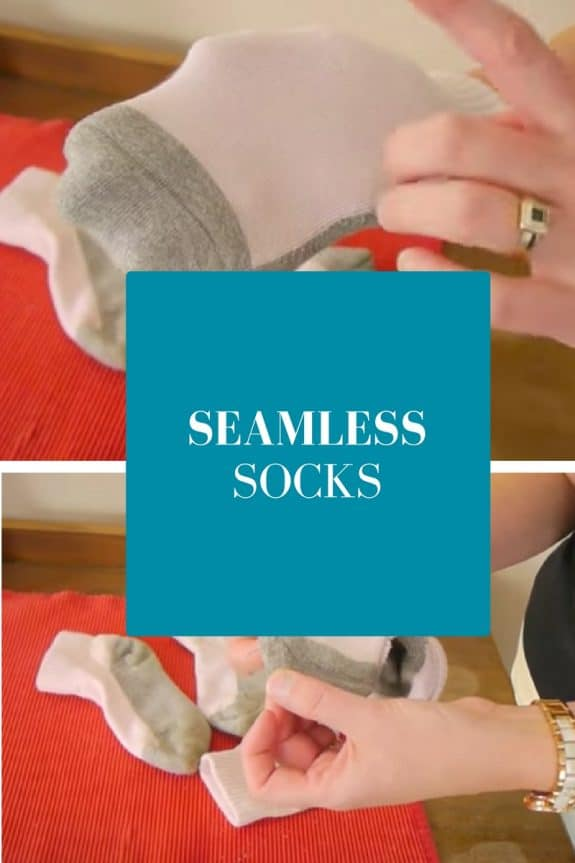 seamless socks