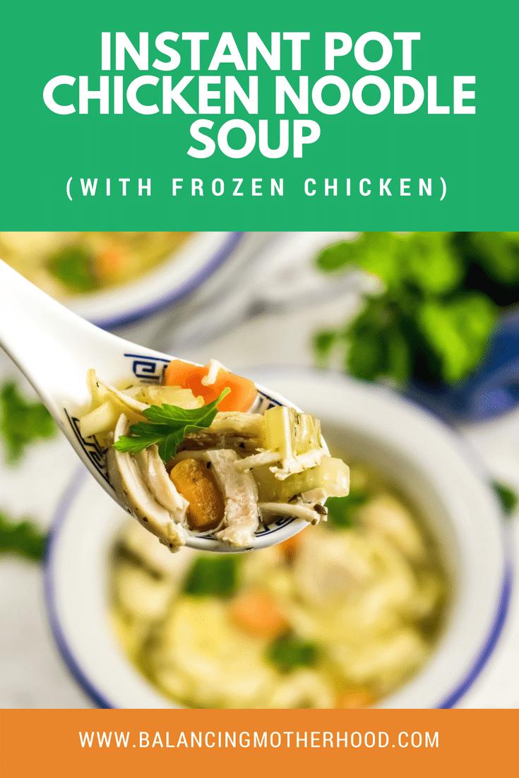 chicken noodle sopu