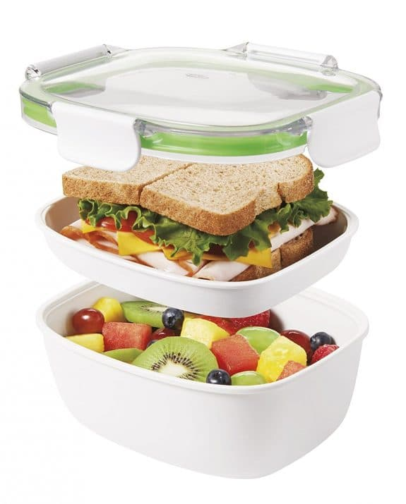 OXO leakproof lunch box