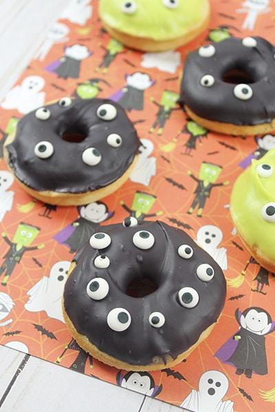 Monster Donuts Balancing Motherhood