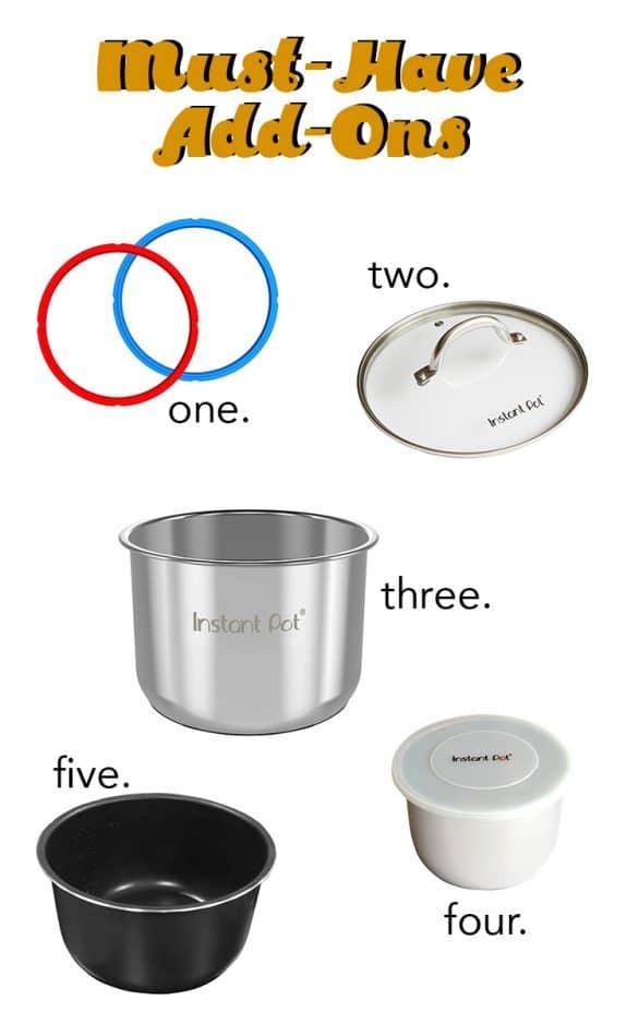 instant pot accessories