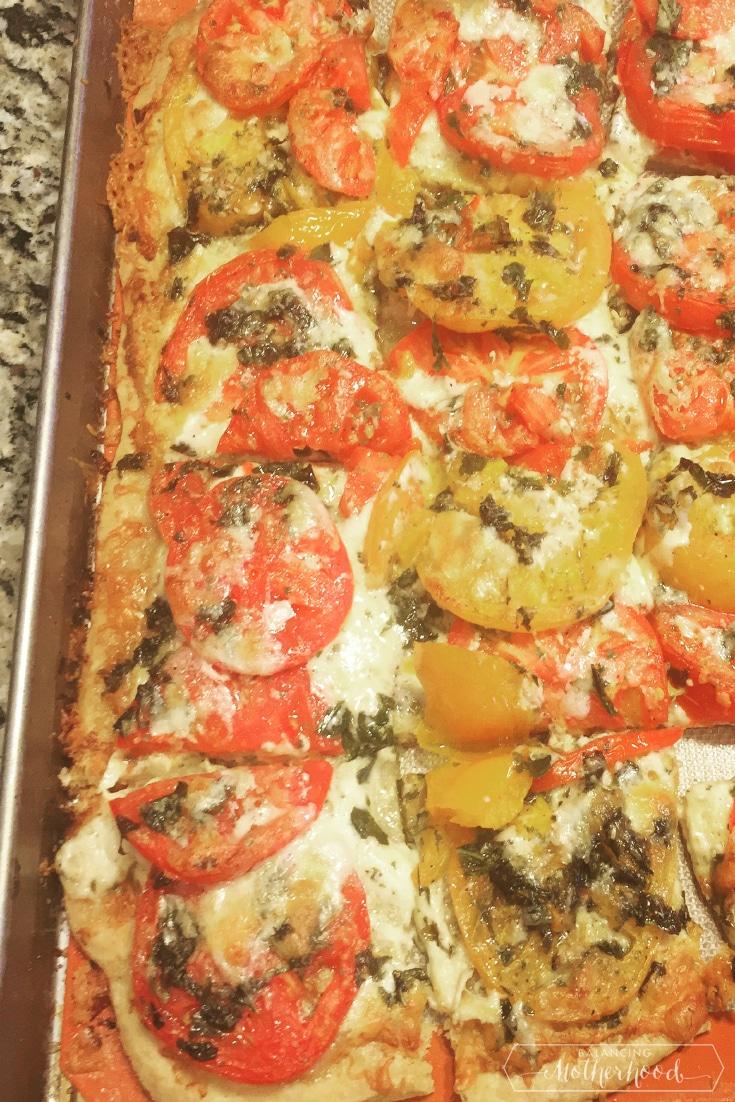 Tomato Tart Prep 5