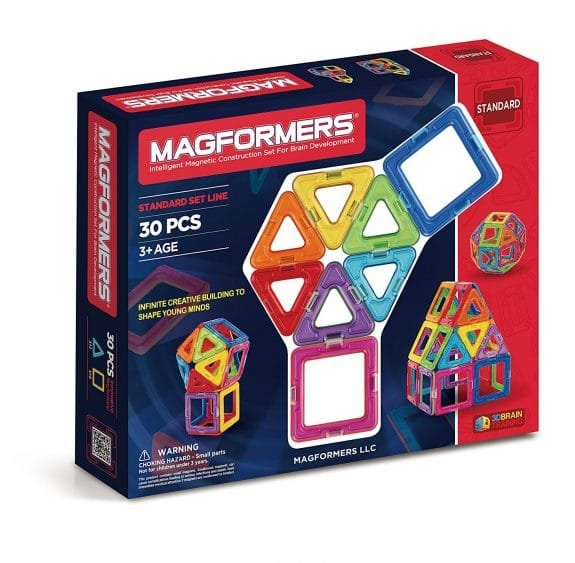Magformers Magnet set review: cool gifts for kids