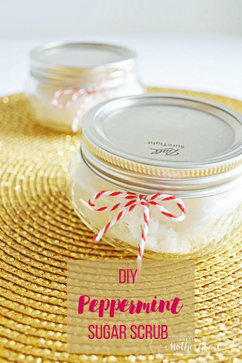 sugar scrub jars