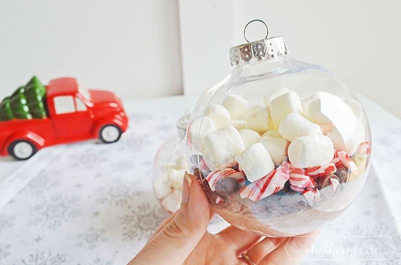 Hot Choco Ornament 2
