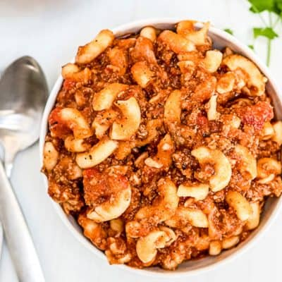 Goulash Recipe. It's easy to cook and a good meal for the family
