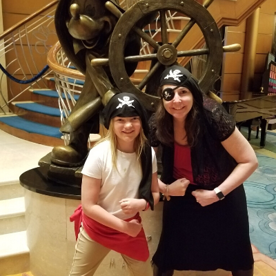 Disney Cruise Pirate Night Ideas and Tips