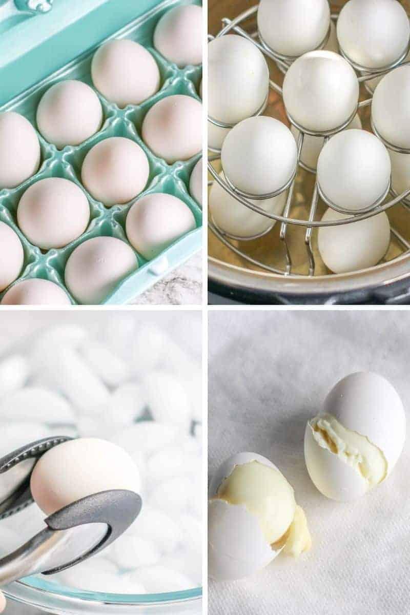 IP hard boiled eggs
