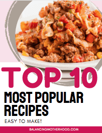 Top 10 Recipes