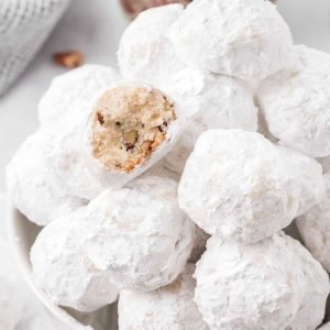 snowball cookie